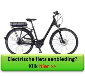 Elektrische fiets prijzen