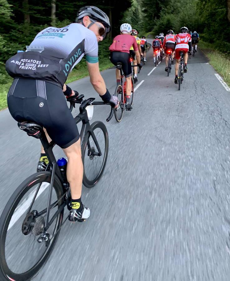 Tour du Mont Blanc challenge