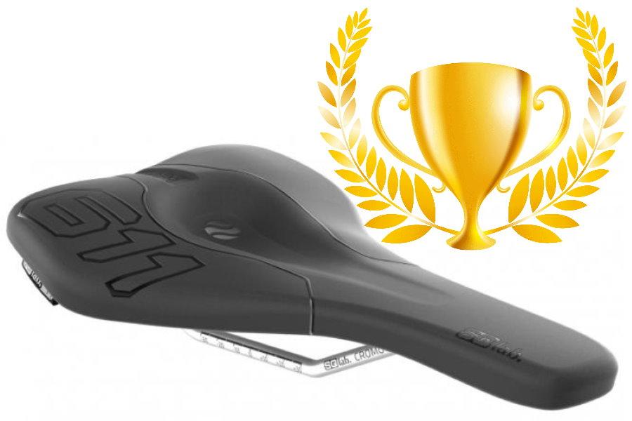 Beste Racefiets Zadel