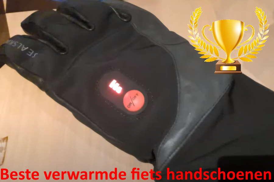 beste verwarmde fiets handschoenen